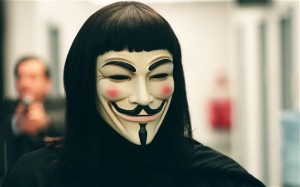 Máscara Guy Fawkes 01