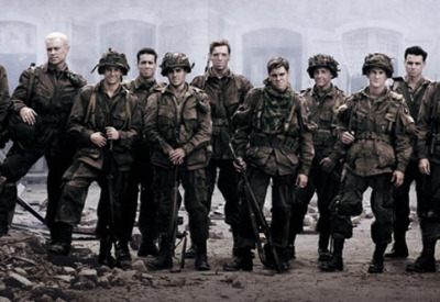 Filmes da Segunda Guerra - Band of Brother2