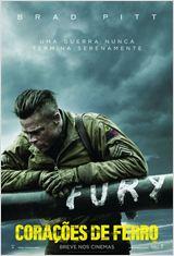 Filmes da Segunda Guerra - Corações de ferro