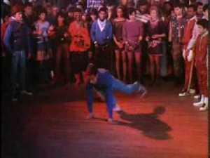 Cena do filme Beat Street  - 1984