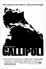 Filmes da Primeira Guerra - Gallipoli