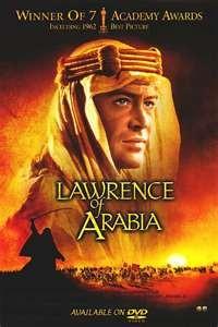 Filmes da Primeira Guerra - Lawrence da Arábia
