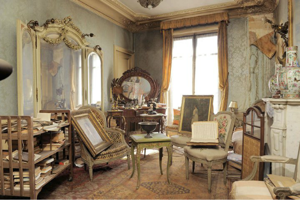 Apartamento Paris 01