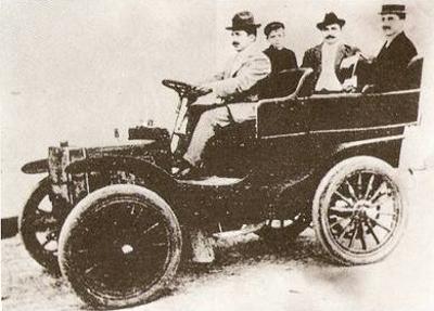 Primeiro automóvel 02