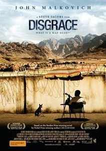 Filmes sobre o Apartheid - Desonra