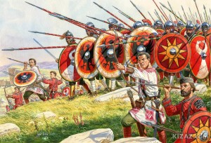 Exército Romano 18